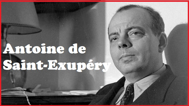 Motivational Quotes on Antoine de saint-exupéry