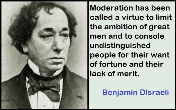 Inspirational Benjamin Disraeli Quotes