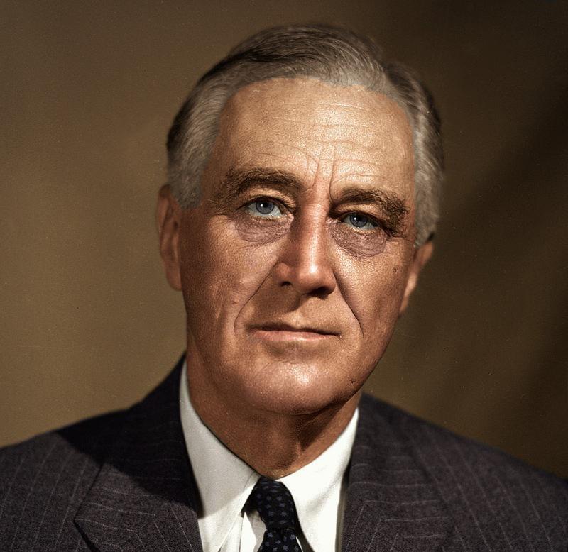 Motivational Franklin D. Roosevelt Quotes