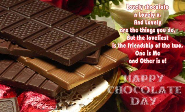 Happy Chocolate Day 2