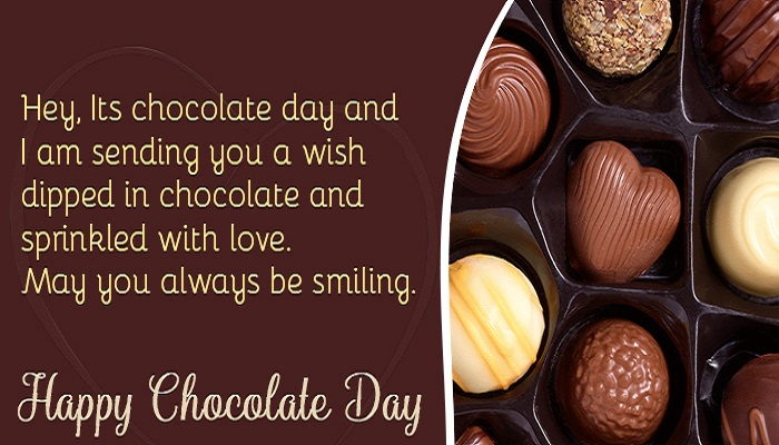 Happy Chocolate Day 5