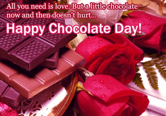 Happy Chocolate Day 6