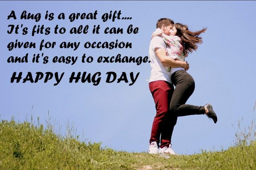 Happy Hug Day 5