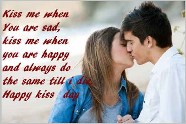 Happy Kiss Day 1