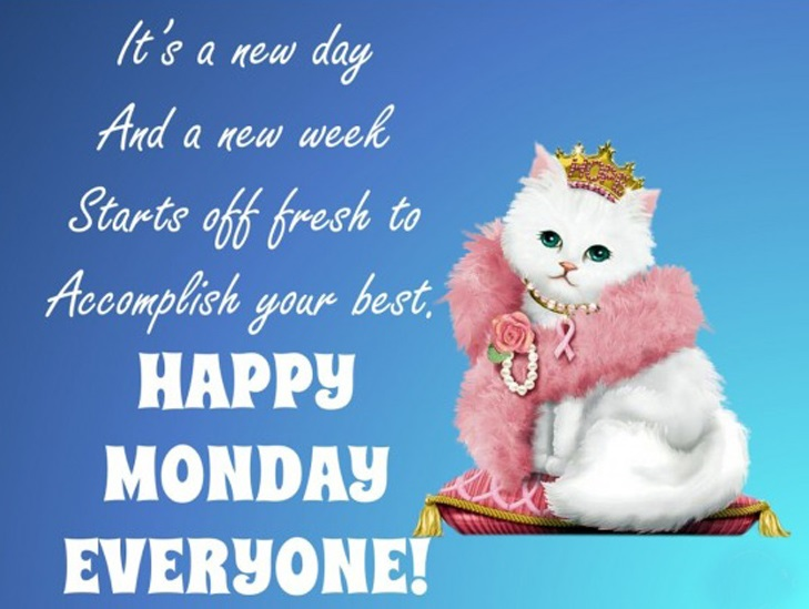 Happy Monday 4