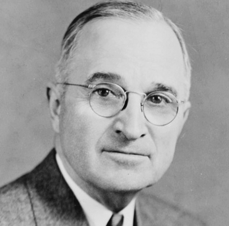Motivational Harry S Truman Quotes