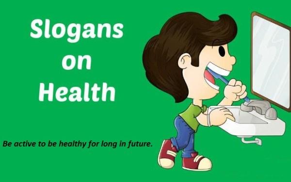 Best Slogans On Healthy 1