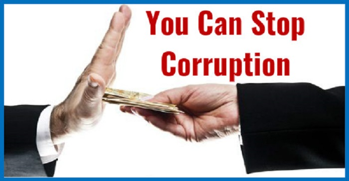 SLOGANS ON CORRUPTION 4