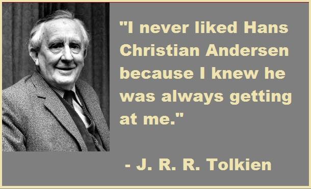 J. R. R. Tolkien Quotes