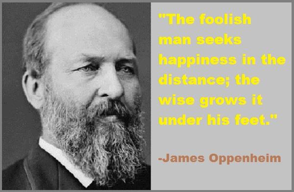 James Oppenheim Quotes