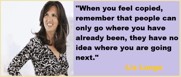 Inspirational Liz Lange quotes
