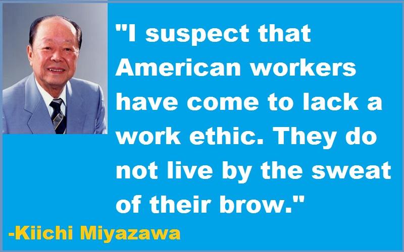 Kiichi Miyazawa Quotes
