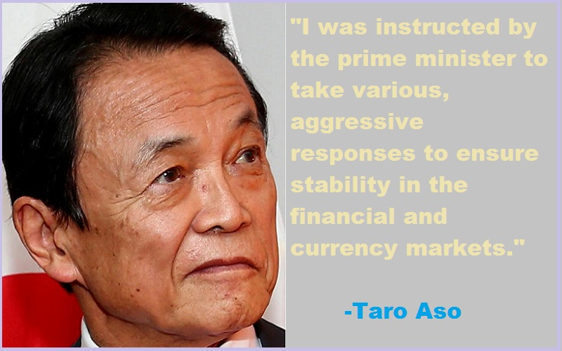 Taro Aso Quotes And Sayings