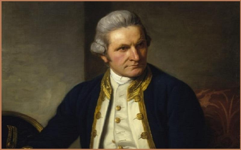 Captain James Cook Quotes