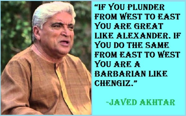 Motivational Javed Akhtar quotes