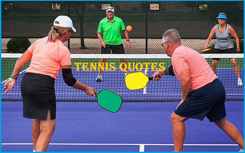 Motivational Tennis Quotes And Sayings