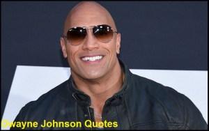 Motivational Dwayne Johnson Quotes