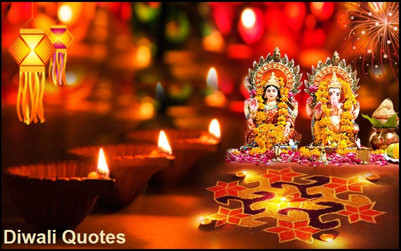 Motivational Diwali Quotes
