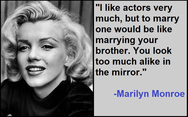 Motivational Marilyn Monroe Quotes
