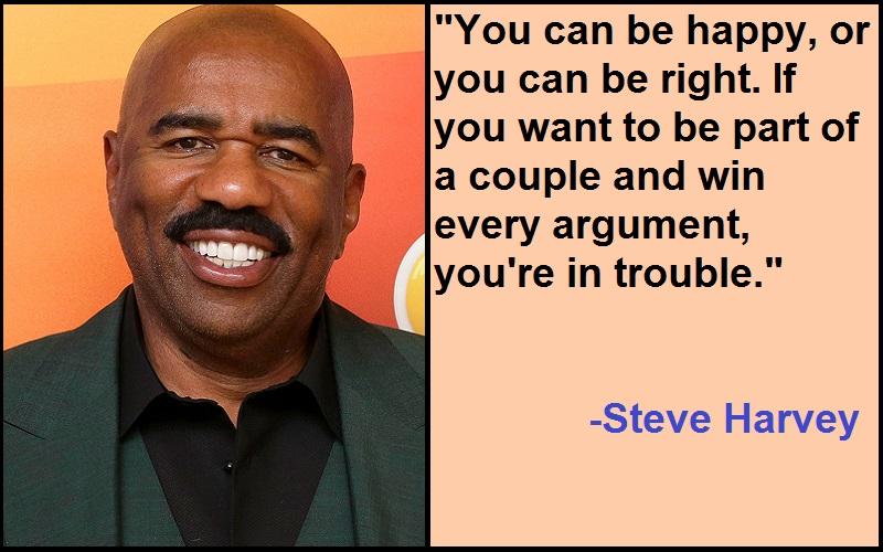 Inspirational Steve Harvey Quotes