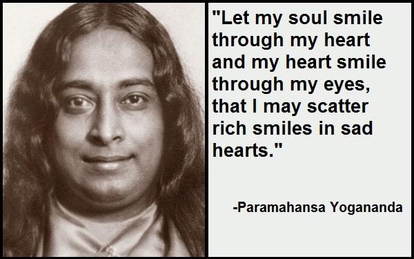 Inspirational Paramahansa Yogananda Quotes