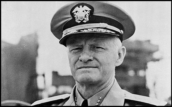 Inspirational Chester W Nimitz Quotes