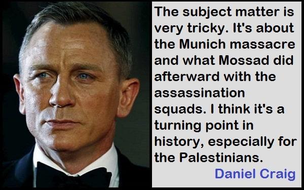 Inspirational Daniel Craig Quotes