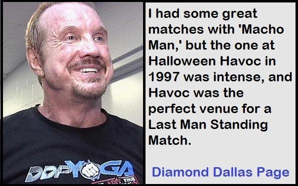 Inspirational Diamond Dallas Page Quotes