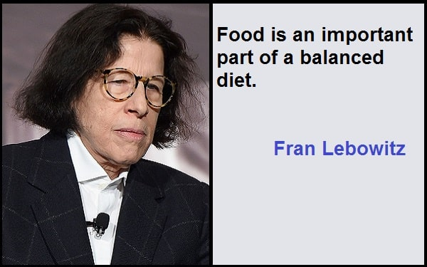 Inspirational Fran Lebowitz Quotes