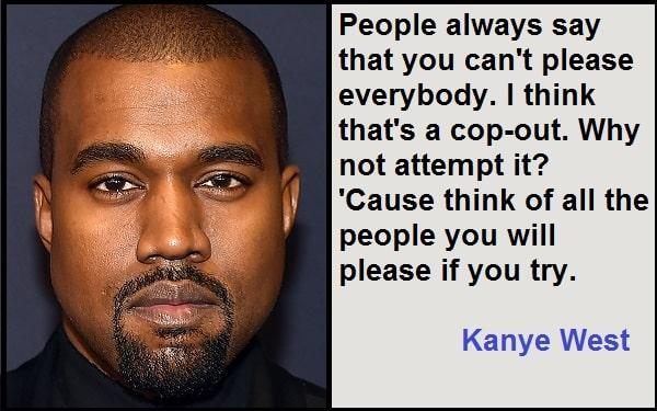 Inspirational Kanye West Quotes