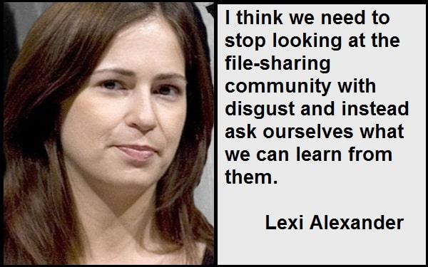 Inspirational Lexi Alexander Quotes