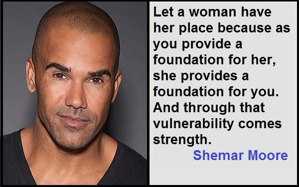Inspirational Shemar Moore Quotes