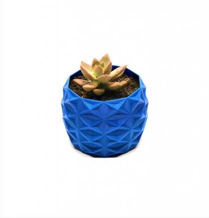 xOrb Vase Front Angle Light Planter