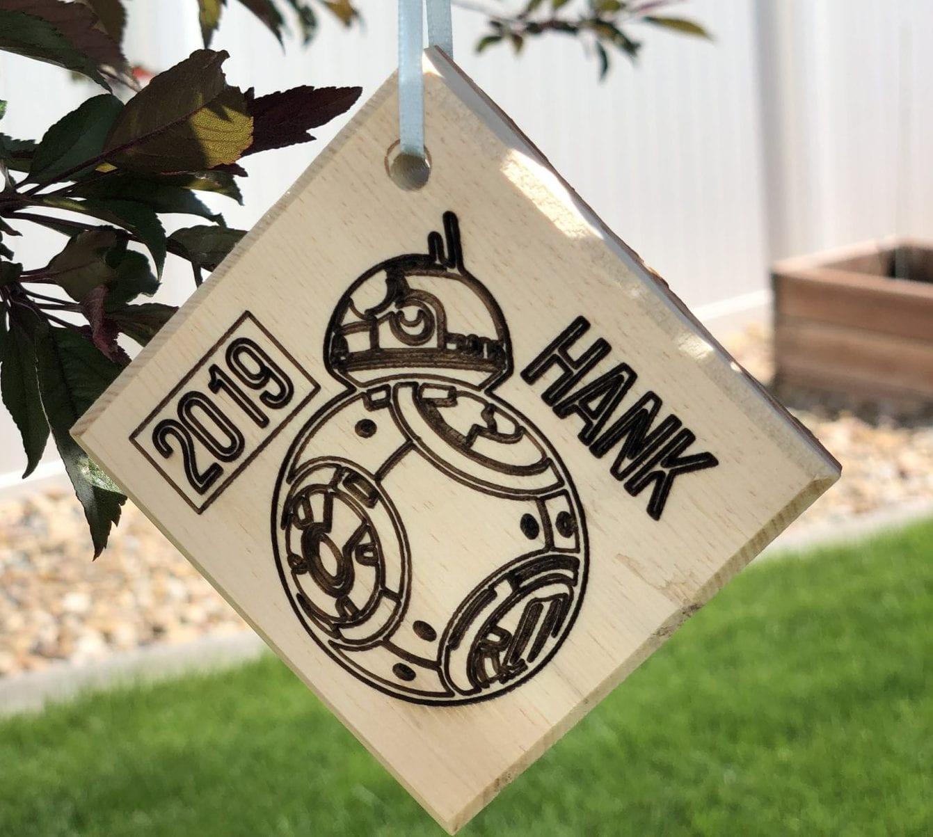 BB8 Ornament