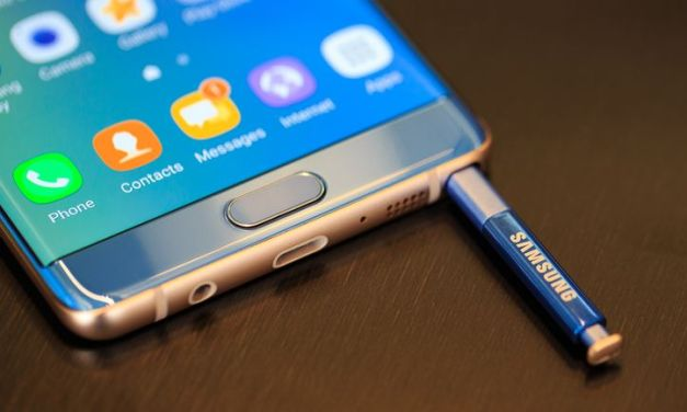 Samsung is officially recalling the Galaxy Note 7 in Nigeria