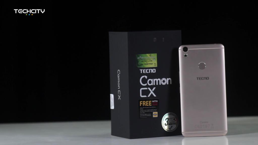 Techno Canon CX