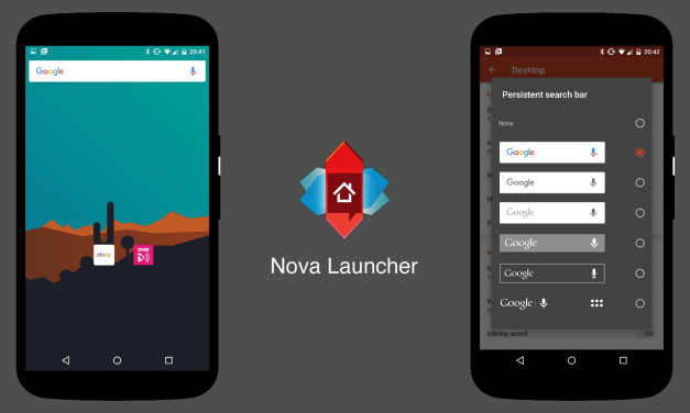 Nova Launcher beta new update added notification badges to App Icon.
