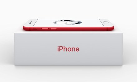 Check out the new Red Colour of Apple's IPhone