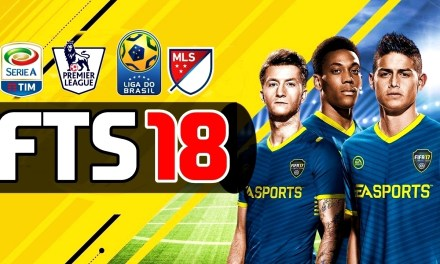Download First Touch Soccer 2018 Apk and Data Obb for Android