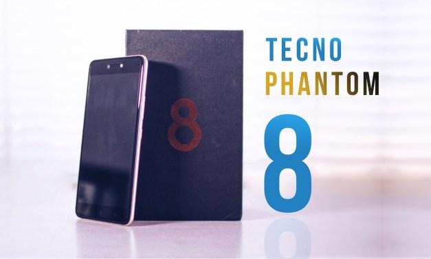 Tecno Phantom 8 – Full Unboxing Pictures ,Spec and Price in Nigeria