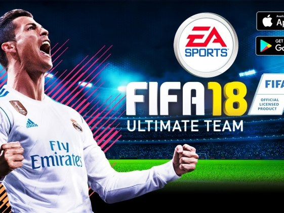 FIFA 2018 ISO PPSSPP For Android