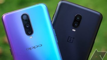 The Oppo R17 Pro and OnePlus 6T are twins separated at birth