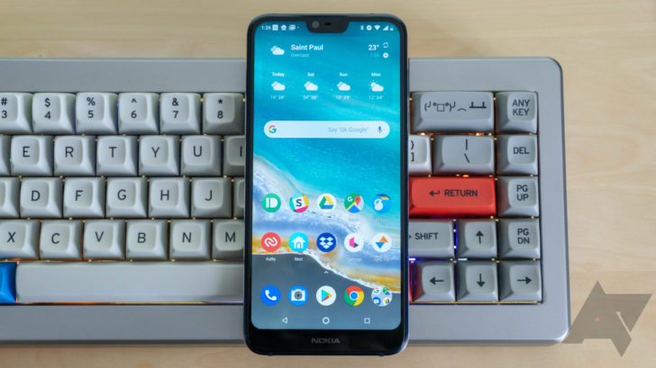Nokia 7.1 review: Unrealized potential