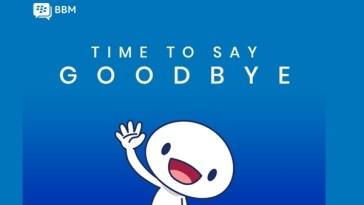 BBM shuts down