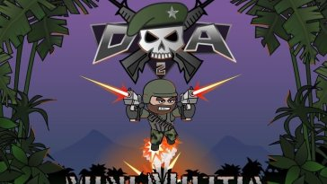 Download Mini Militia Mod Apk [Doodle Army 2 Apk ]