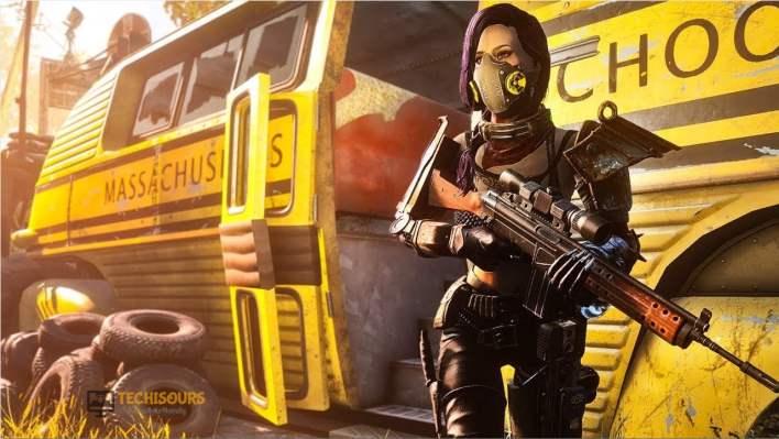fallout 4 won't start issue