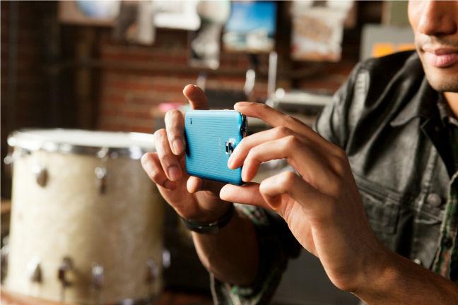 Samsung Galaxy S5-1