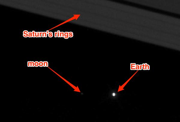 earth-moon-saturn-rings-nasa-jpl-cassini-7656mainpia21445figa-labeled-600x407