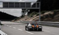 Η Bugatti έγραψε ιστορία με το πρώτο αυτοκίνητο που «έσπασε» το φράγμα των 490χλμ/ώρα