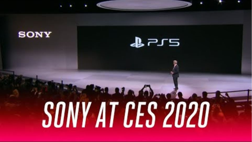 Sony at CES 2020 in under 6 minutes